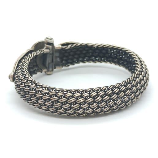 Knots Oxidized Kada