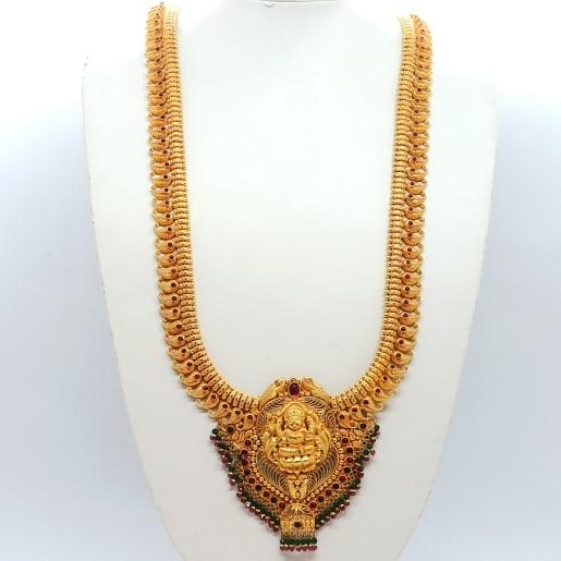 Lakshmi Traditional Gold Haram