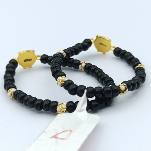 Black Owl Kid Bracelet