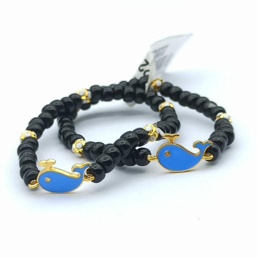 Blue Whale Kid Bracelet
