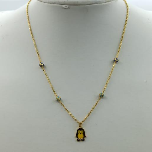 Yellow Penguin Chain