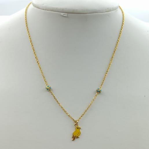 Yellow Bird Chain