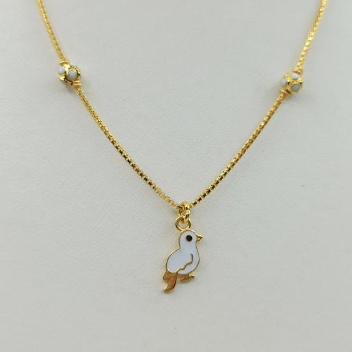 White Bird Chain