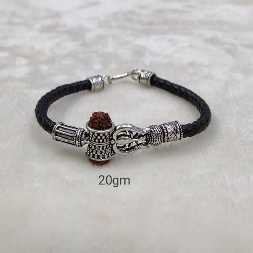 925 Silver Oxd Bahubali Bracelets