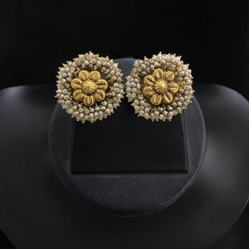 Tuberose Earrings