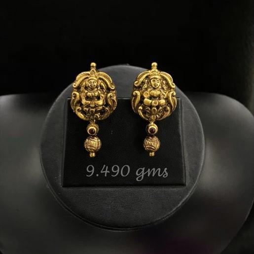 Solidagi Earrings