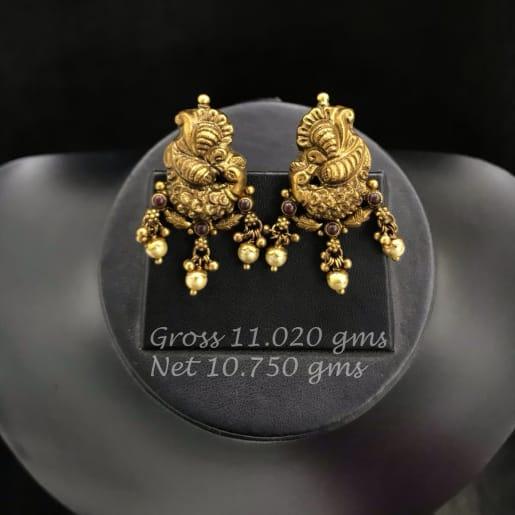 Nvaijayanthi  Earings