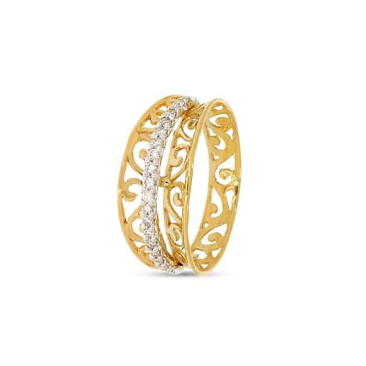 Real Diamond Ring 11