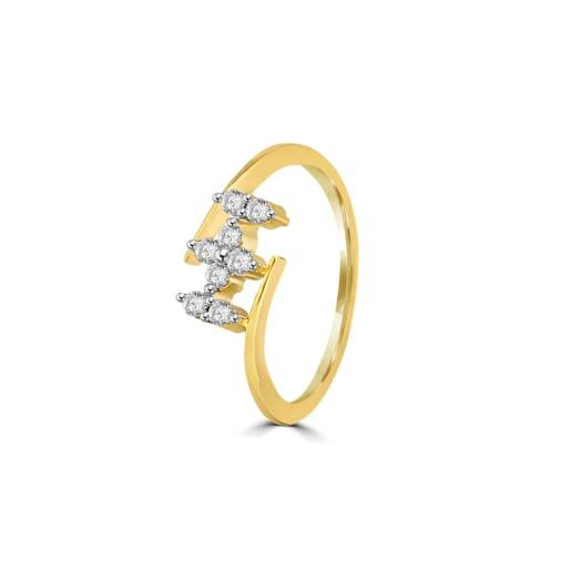Real Diamond Ring 9