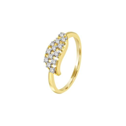 Real Diamond Ring 10