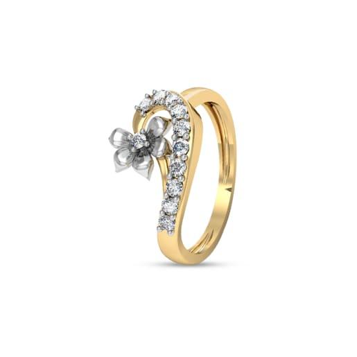 Real Diamond Ring 12