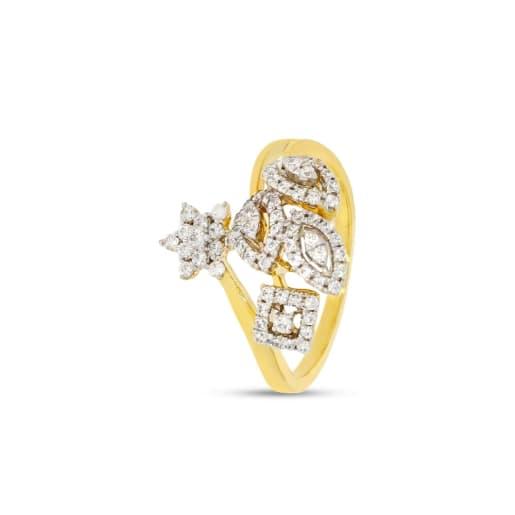Real Diamond Ring 5