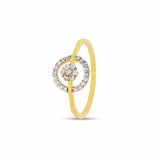 Real Diamond Ring 6