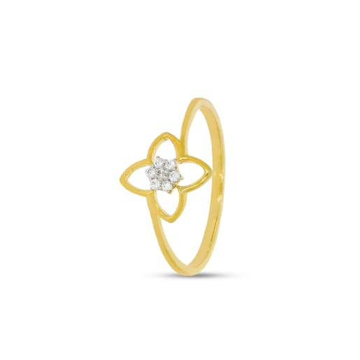 Real Diamond Ring 8