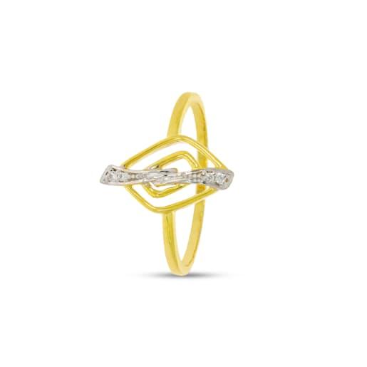 4 Pcs Real Diamond Ring