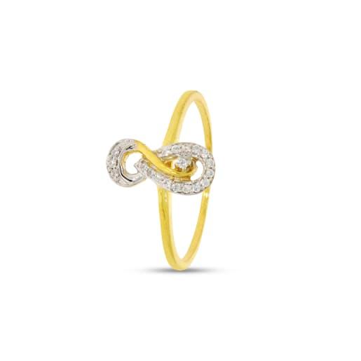 19 Pcs Real Diamond Ring