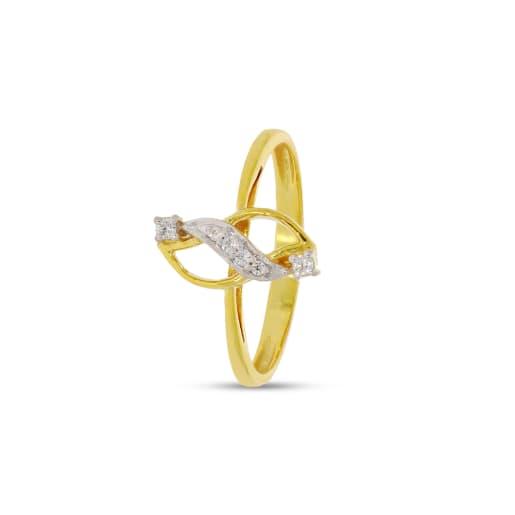 6 Pcs Real Diamond Ring