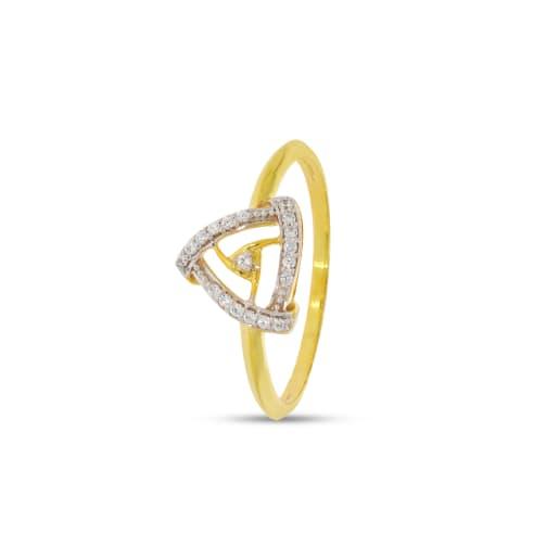 22 Pcs Real Diamond Ring