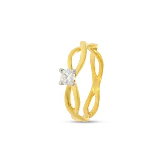 Single Pcs  Real Diamond Ring
