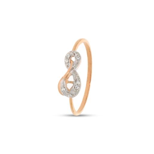 Real Diamond Ring 15