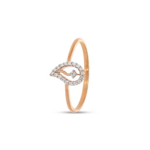 Real Diamond Ring 17
