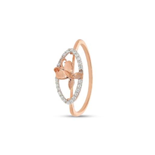 Real Diamond Ring 26