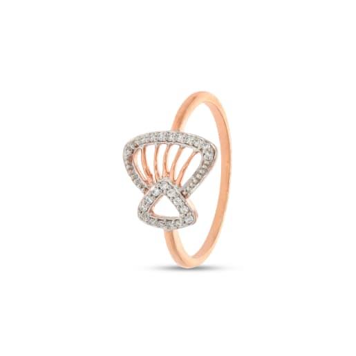 Real Diamond Ring 35