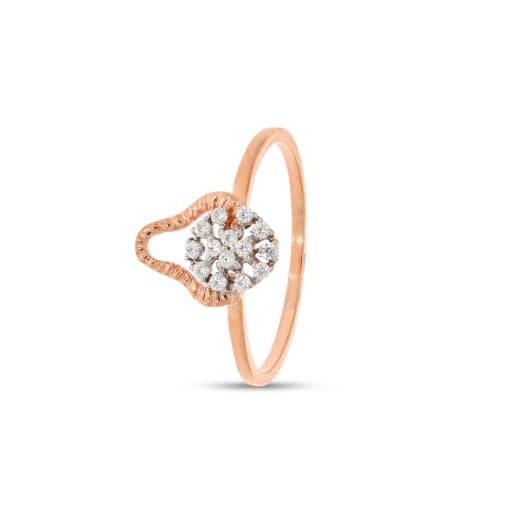 Real Diamond Ring 38