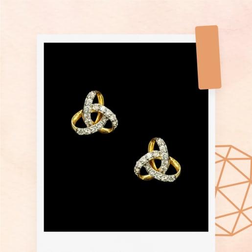 Doordarshan Earrings