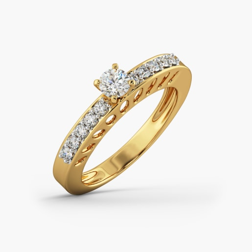 The Gardeniea Ring For Her