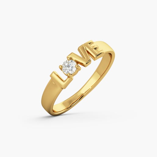 The Bella Ring For Her