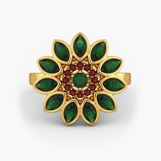 The Salena Ring For Her