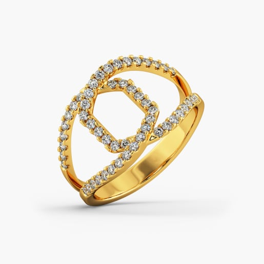 The Anagha Ring For Her