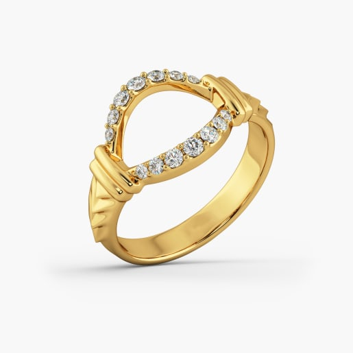 The Fern Ring For Her