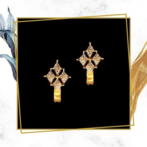 Symmetric Earrings