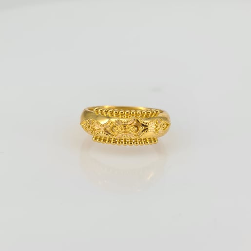 Coimbatore Fancy Gold Ring 01