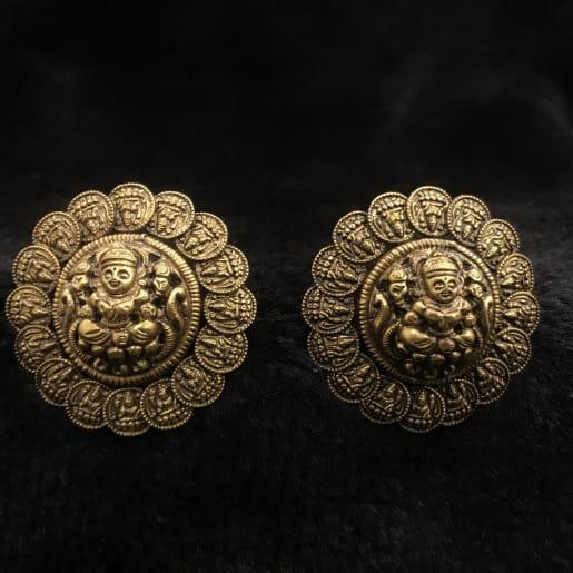 Antique Nakash Lakshmi Round Tops