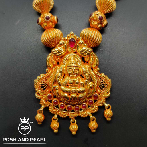 Laxmi Gundu Gope Necklace