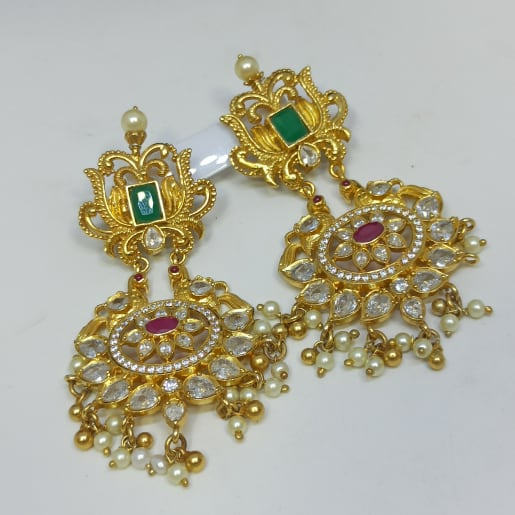 Divya Cz Earrings