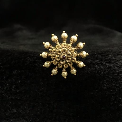 Nakash Pearl Ring