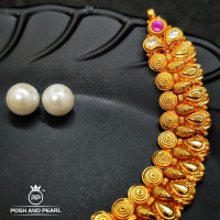 Fancy Necklace Pp0216