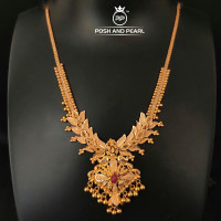 Fancy Necklace Pp0194