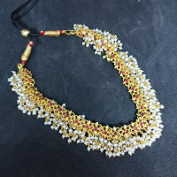 Moti Choker For Women