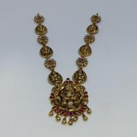 Harshitha Antique Necklace