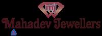 Pink Stone Jhumka - Mahadev Jewellers