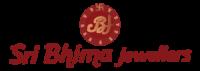 Round Floral Cz Earrings - Sri Bhima Jewellers