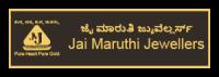 Purple Stone Cz Earrings - Jai Maruthi Jewellers