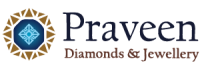 Gold Diamond Necklace - Praveen Diamonds & Jewellery