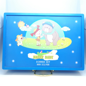 Blue Lunchbox For Kids