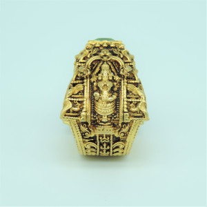 Antique Balaji Ring